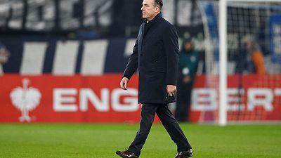 Schalke boss' comments were 'racist' but no proceedings - German FA