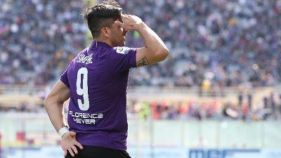 Fiorentina: Simeone verso il Napoli