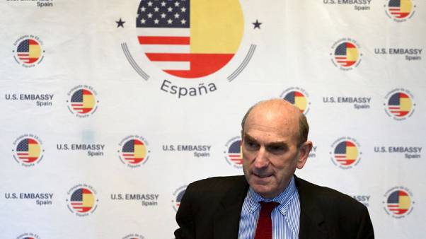 U.S. hopeful EU will impose sanctions on Venezuela in coming months - U.S. envoy