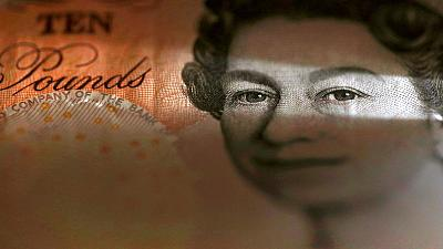 Sterling investors hold their nerve despite Johnson's gambit