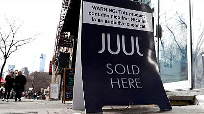 FTC probes marketing practices of e-cigarette maker Juul -source