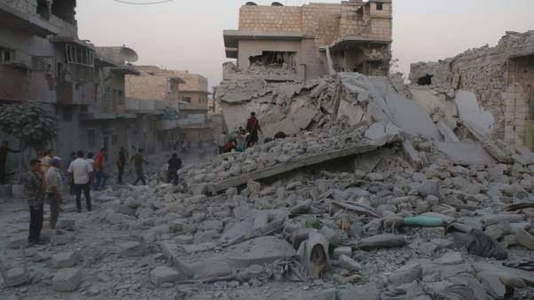 U.N. Security Councils mulls calling for Idlib truce, Russia likely to oppose