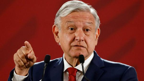 'They've been recording us,' Mexico president says as hidden camera found in offices