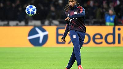 Portugal give surprise recall to Renato Sanches