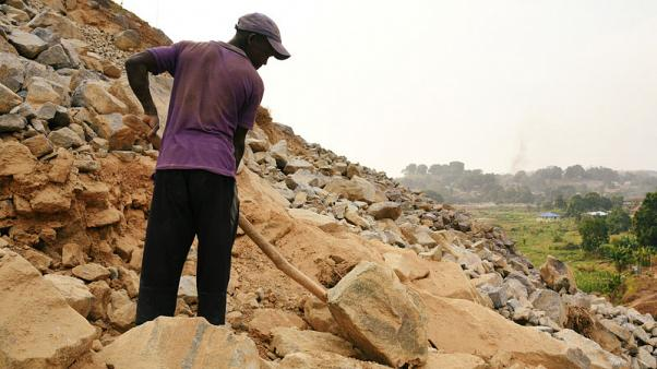 Sierra Leoneans sue government for alleged environmental failings at diamond mine