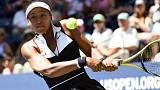 Osaka stays calm to see off Linette