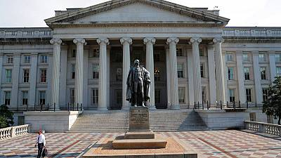 As U.S. Treasuries sizzle, some bond investors brace for possible sell-off