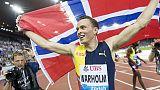 Atletica: 400hs,Warholm brilla a Zurigo