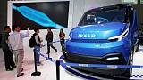CNH Industrial considers spin-off of Iveco truck unit - source