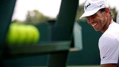 نادال يعبر للدور الثالث في أمريكا المفتوحة بدون لعب