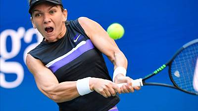 Tennis: Halep's horrors abound in Flushing Meadows