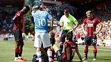 Knee injury ends Bournemouth defender Daniels' season