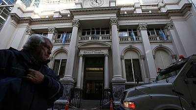 S&P slashes Argentina's long-term debt three notches on maturity extension plan