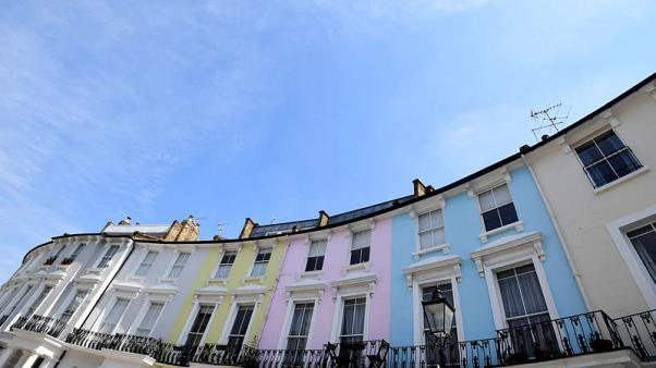 UK house prices rise at fastest pace in three months in August - Nationwide