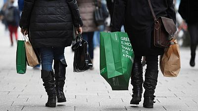 German retail sales decline by more than expected in July