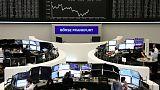 European stocks extend rally as real estate firms surge