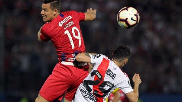 Libertadores: sarà semifinale River-Boca