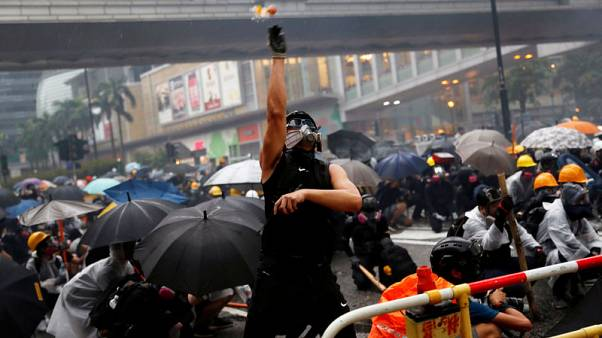 Exclusive: Amid crisis, China rejected Hong Kong plan to appease protesters - sources