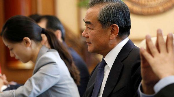 Senior Chinese diplomat to visit North Korea next week