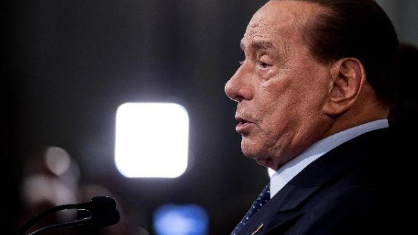 Berlusconi, da Fi opposizione composta
