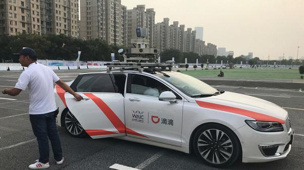 Didi Chuxing to launch self-driving pick up service in China, plans to expand abroad