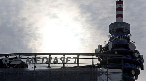 Simon Fiduciaria has registered stake to vote at Mediaset shareholder meeting - source
