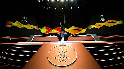 Arsenal drawn with Eintracht Frankfurt in Europa League group stage