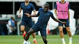 Chelsea's Kante ruled out of Sheffield United clash