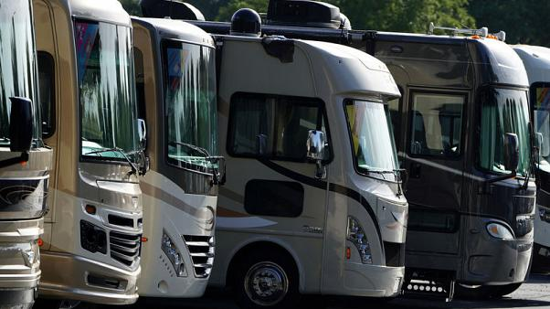 RV Makers See Bumpy Road, Cut Shipment Projection