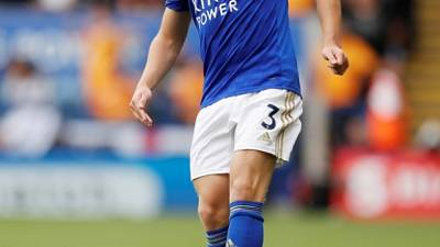 Chilwell fit and ready to fire for Leicester and England - Rodgers