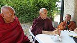 Più grande struttura buddhista del Sud