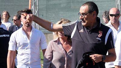 Juve: Sarri, niente panchina con Napoli