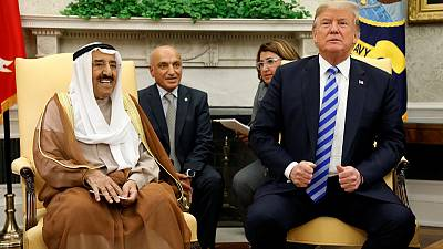 Trump will host Kuwait's ruling emir at White House