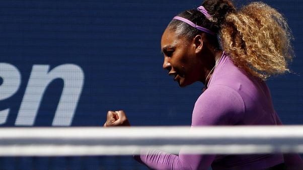 Serena cruises by Muchova into fourth round