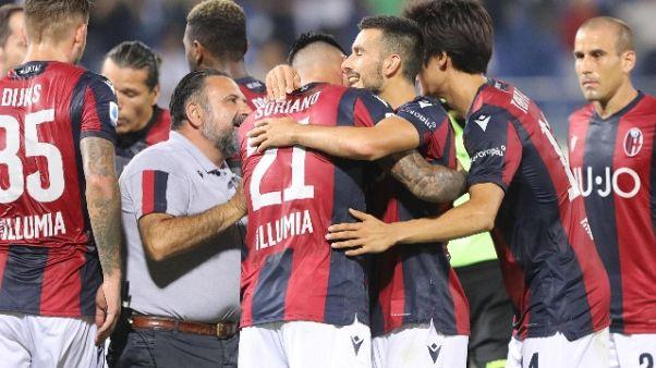 Serie A: Bologna-Spal 1-0