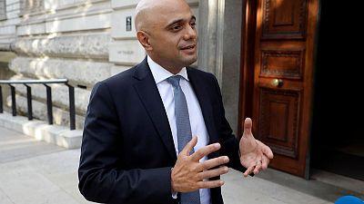 Javid 'livid' at Johnson over firing of aide - media