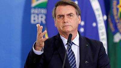 Why is Bolsonaro wary of foreign Amazon aid? Ask Brazil's military
