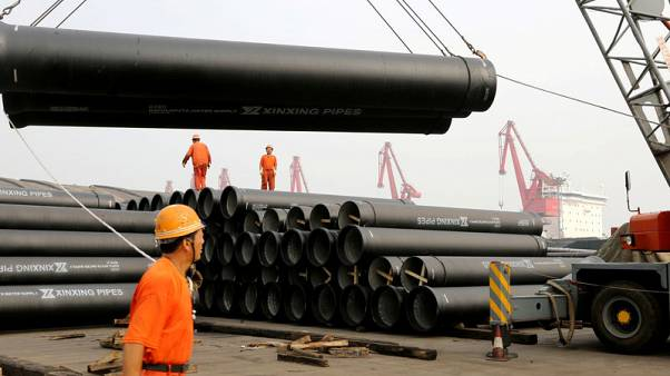 China August factory activity shrinks for fourth month - official PMI