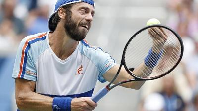 Us Open: Lorenzi eliminato da Wawrinka