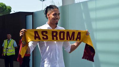 Roma: Smalling, conquistato da Fonseca