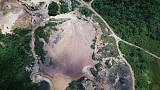 Brazil agents raid illegal miners in Amazon as environmental enforcement ratchets up