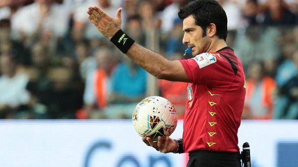 Cagliari-Inter affidata a Maresca