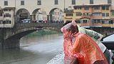 Toscana, prolungato codice giallo
