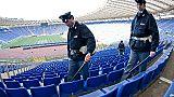 Derby Roma: scatta il piano sicurezza