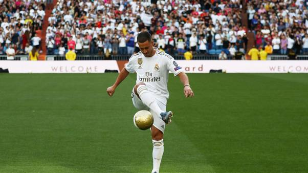 Zidane advises Hazard against playing for Belgium