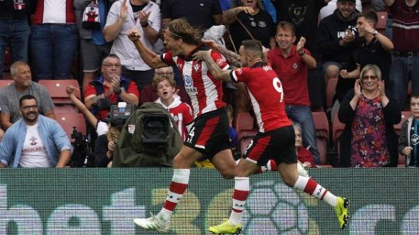 Premier: Southampton-United finisce 1-1