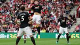 Manchester United held to 1-1 draw by 10-man Saints