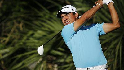 Golf: Omega, Romero leader,Paratore show