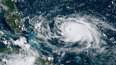 Dorian to hit Bahamas as 'devastating' hurricane, then menace Georgia and Carolinas