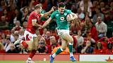 Ireland wreck Gatland's Welsh farewell with 22-17 win